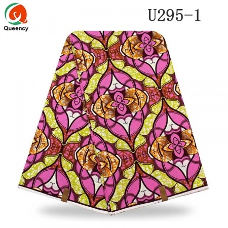 African Ankara Cotton Wax Printing Fabric