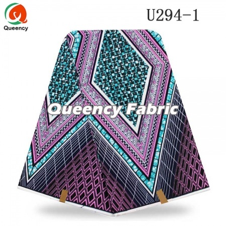 African Fashion Ankara Style Cotton Fabric